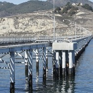 SLO County public gets to view private pier