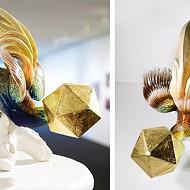 Jenny Kendler brings the wild to art in her SLOMA exhibit Bewilder | Be Wilder