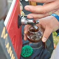 The craft: Sipping suds at the Firestone Walker Invitational Beer Festival