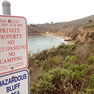 Battle for the bluffs: Coastal Commission steps in to settle Pirate's Cove access dispute