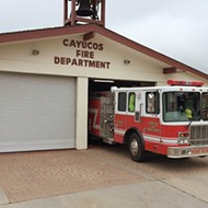 Cayucos keeps fire department--for now--despite failed tax measure