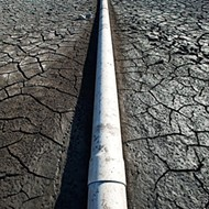 Dry times: Atascadero photographer Brittany App captures California's lack of water to raise awareness