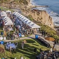 Paddle out to Wine, Waves & Beyond: This year's multi-day celebration of food, drink, and surf culture benefits GleanSLO