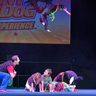A dog-gone good time: Stunt Dog Experience comes to Cal Poly PAC