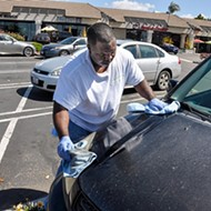 Waterless car wash comes to you with Clean and Green Auto Care