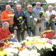 Flower Power: Volunteer team distributes blooms to assisted living and hospice