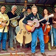 Americana singer-songwriter Don Lampson and The Vigilante String Alliance celebrate songs old and new on Jan. 30 at Steynberg Gallery