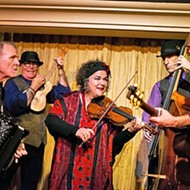 Cafe Musique releases their fourth album at Cambria Center for the Arts