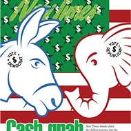 Cash grab: New Times breaks down  the dollars pouring into the 24th Congressional District race
