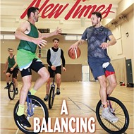 A balancing act: Unicyclists spread love for the sport throughout SLO and prepare to compete internationally