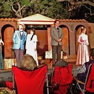 Much ado: Central Coast Shakespeare Fest opens with 'Romeo and Juliet,'</p><p> 'The Importance of Being Earnest'</p>