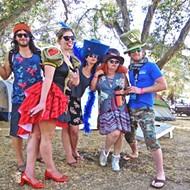 The 28th annual Live Oak Music Festival was dusty fun!