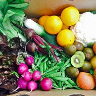 Tallley Farms' Fresh Harvest Program brings the bounty to your door