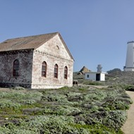 Fog and rocks: The Piedras Blancas Light Station turns 141