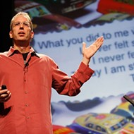 Whispers of shame: PostSecret author Frank Warren hits PAC SLO