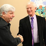 Former SLO Symphony conductor Michael Nowak is Santa Maria Philharmonic Society's new director