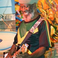 Ras Danny and the Reggae All Stars pay tribute to Bob Marley at Frog and Peach