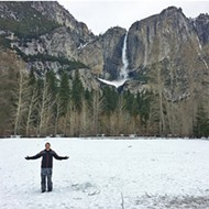 White wonderland: Finding solace in the iconic views of Yosemite