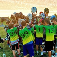 SLO Lacrosse: Free clinic kicks off season on the coast