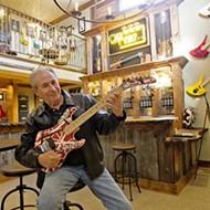 Rockin' vino: Gary Kramer Guitar Cellars opens in Paso
