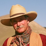 Award-winning Western singer-songwriter and raconteur Dave Stamey performs Jan. 6 in Morro Bay's Coalesce Bookstore