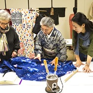 Celebration from sorrow: SLOMA workshops, exhibits highlight Japanese culture amid 75th anniversary of internment