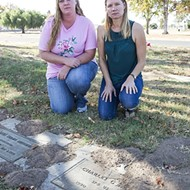 Barren and unkempt: Families mourn amid dust and gopher holes at the Arroyo Grande Cemetery
