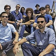 Killer funk act Jungle Fire headlines KCBX's Holiday Funk & Folk Fest on Dec. 10, in the Fremont Theater
