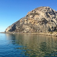 SUPing rules: Take a spin around Morro Bay on a stand-up paddleboard