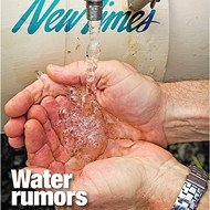 Water rumors: Poor communication and lack of rainfall cause tension between the Cambria community and its CSD