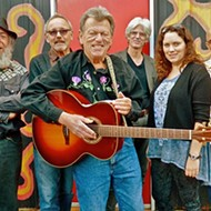 Don Lampson and the Vigilante String Alliance brings virtuosic Americana to Steynberg Gallery on Jan. 28