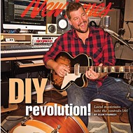 DIY revolution: Local musicians  take the controls