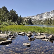 Breath and sky: Get away from the coast with a trip to the Eastern Sierras