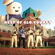 Best of SLO County 2013 - 27th Annual Readers Poll
