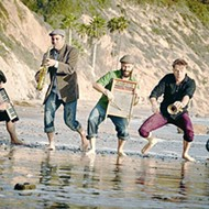 Killer horn-driven party band The California Honeydrops bring their R&B sounds to Presqu'ile Winery on June 9