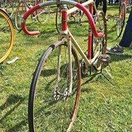 Pure peddle power: Eroica California celebrated vintage bicycles with a display and ride in Paso Robles