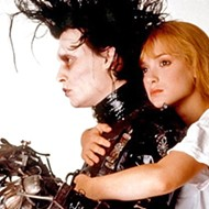 Blast from the Past: Edward Scissorhands