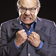 Comedian Lewis Black brings Rant, White, and Blue tour to Cal Poly