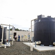 Cambria puts the brakes on its permanent water facility