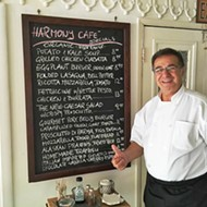 Italian Master Chef Giovanni Grillenzoni finds new home for Harmony Café in Cambria