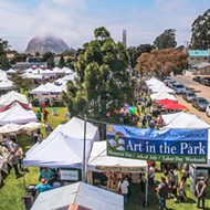 Steve Powers looks to revamp SLO County's art fairs