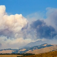 Wildfires will continue to be 'big ticket issue' for SLO County APCD