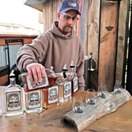 A San Luis Obispo County building inspector builds his own distillery in Los Osos