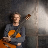 JUNO Award-winning New Flamenco and ethno jazz guitarist Jesse Cook plays Tooth & Nail Winery on Feb. 18