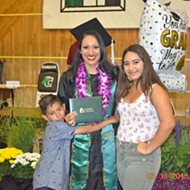 Cuesta College celebrates its 50th class of nursing graduates and one student tells her story of success