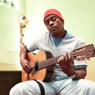 Brazilian singer Seu Jorge plays the Fremont Theater on June 25