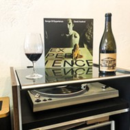 Tacos, wine, and vinyl spin at Traffic Records in Atown