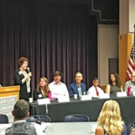 SLO City Council candidates talk growth, downtown, neighborhoods at Chamber luncheon
