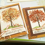 Season's greeting: Local workshops celebrate the art of holiday card crafting