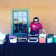 Bang the Drum hosts a Nov. 16 fundraiser for DJ Manuel Barba